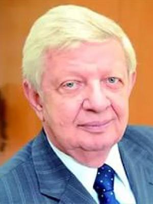 УСВЯЦОВ Борис Михайлович