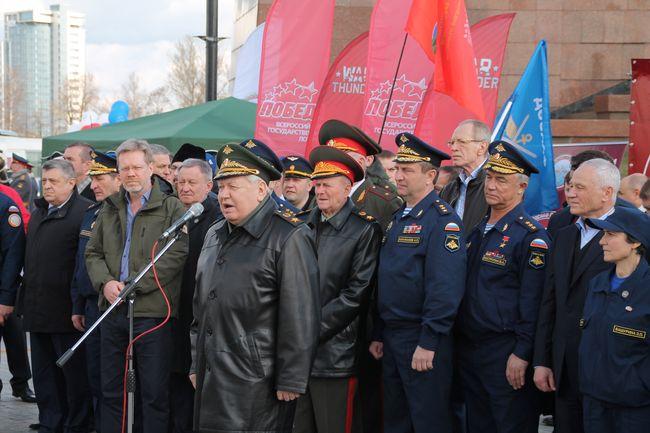 Генерал армии Виктор Ермаков возглавил оргкомитет военно-тактических игр «Заря»