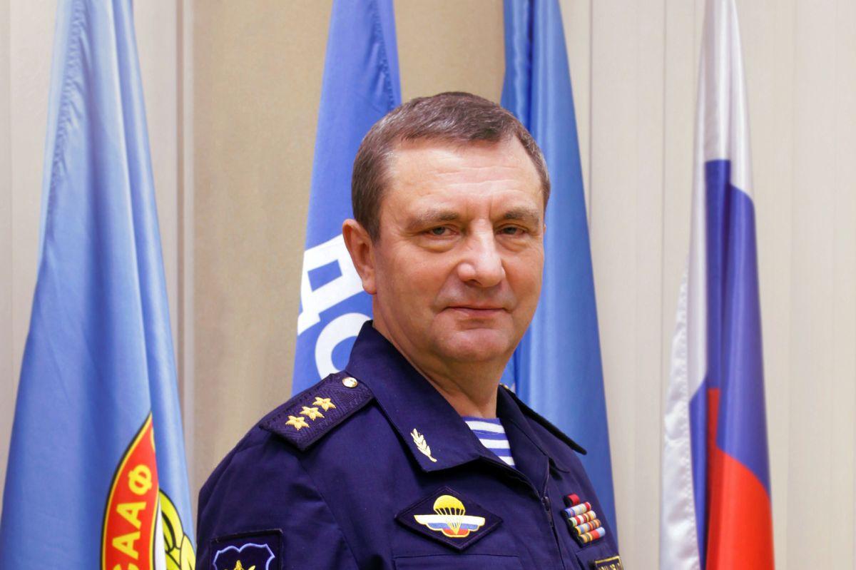 Поздравление Председателя ДОСААФ России