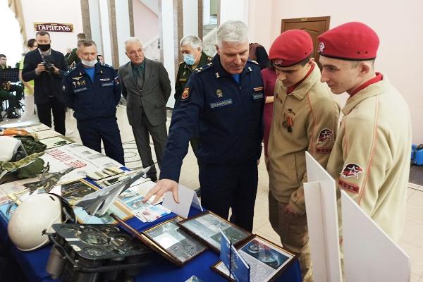 В Оренбурге начались мероприятия, посвященные 60-летию первого космического полета человека