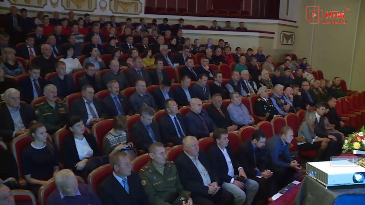 Председатель ДОСААФ России и руководители региональных отделений участвовали в учебно-методическом сборе