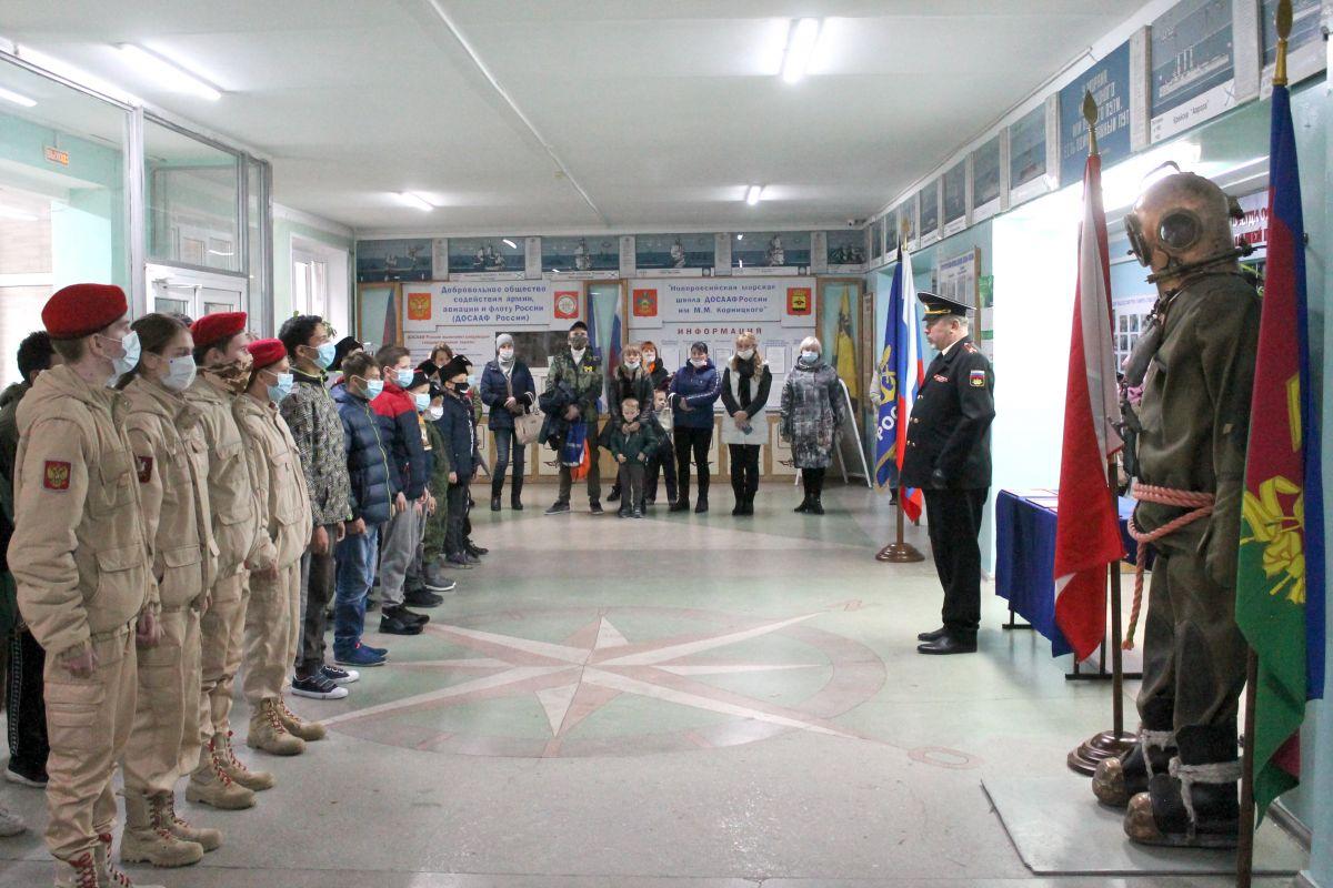 В Новороссийске стартовала программа «Будущий воин»