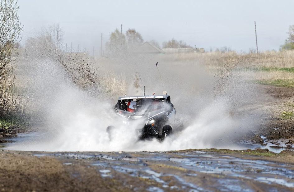 Масштабные соревнования по ралли-рейдам под эгидой ДОСААФ прошли в Ульяновской области