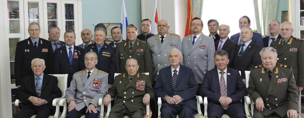 Конкурс «Лучших практик – 2020» совета ОООВ ВС РФ