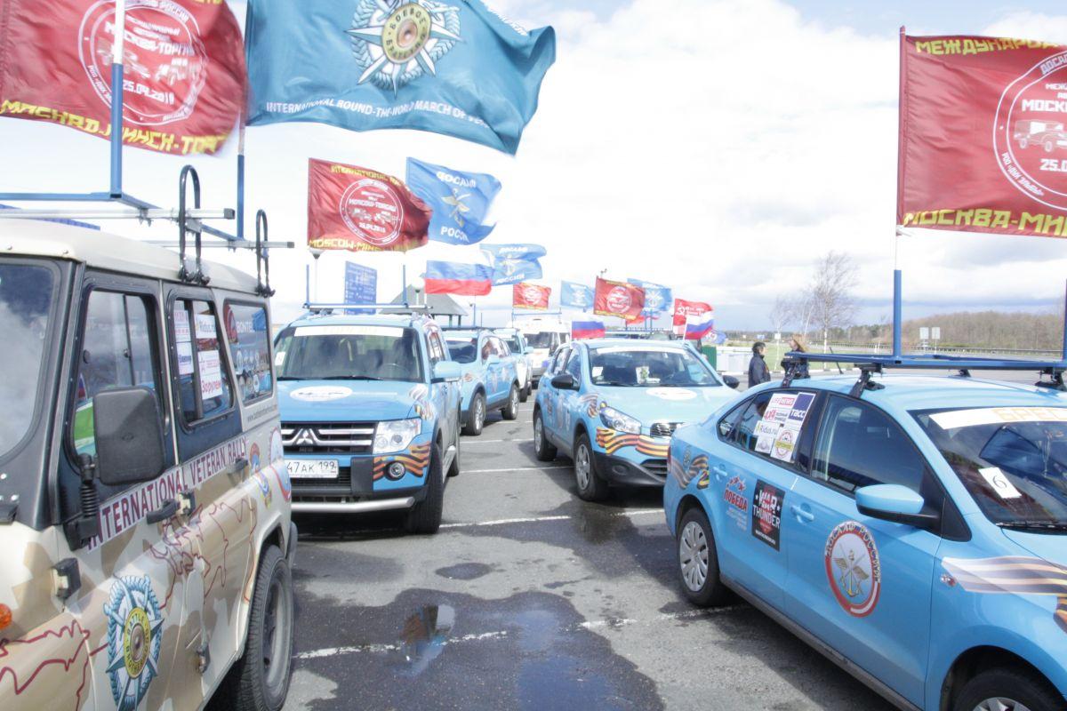 Крупнейший международный пробег ДОСААФ «С востока на запад России» стартует во Владивостоке