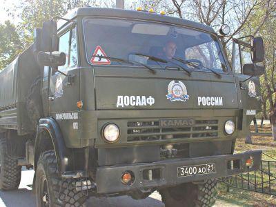 ДОСААФ подготовило 27,5 тыс  человек для ВС РФ и 463 тыс  для  гражданки