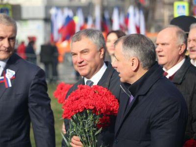 Крымская весна украсила весь полуостров