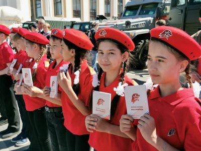 ДОСААФ России продемонстрировало свои возможности на 100-летнем юбилее газеты  МК