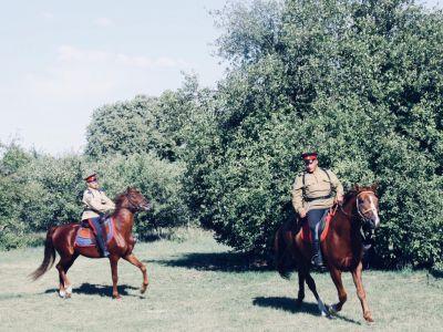 1 июля 2018 года завершилась 20-дневная патриотическая акция  конный поход  Москва-Прохоровка