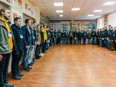 Курсанты ДОСААФ к армейской службе готовы