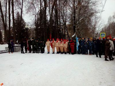 Тверская область: акция  Снежный десант  и мини-ралли  Зима-2018