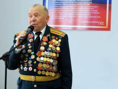 Фронтовик и ветеран ДОСААФ стал почетным гражданином Калининграда