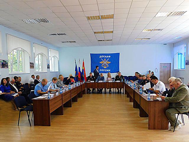 В Калининграде обсудили вопросы патриотического воспитания