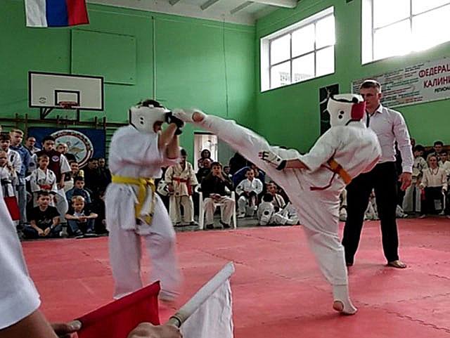 Спорт в ДОСААФ Янтарного края в почете
