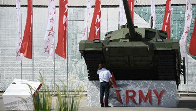ДОСААФ России стало участником форума «Армия-2020»
