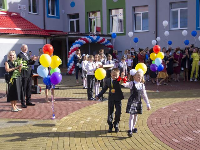 Досаафовцы поздравили школьников с Днем знаний