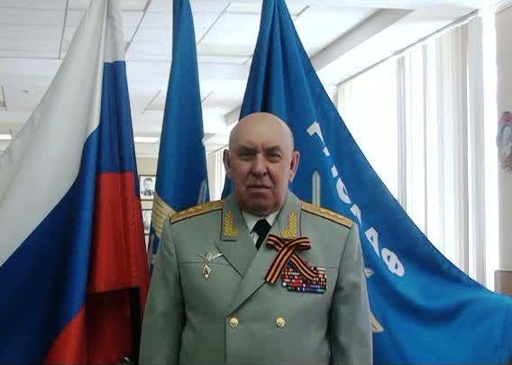 Поздравление председателя ДОСААФ России с праздником Великой Победы